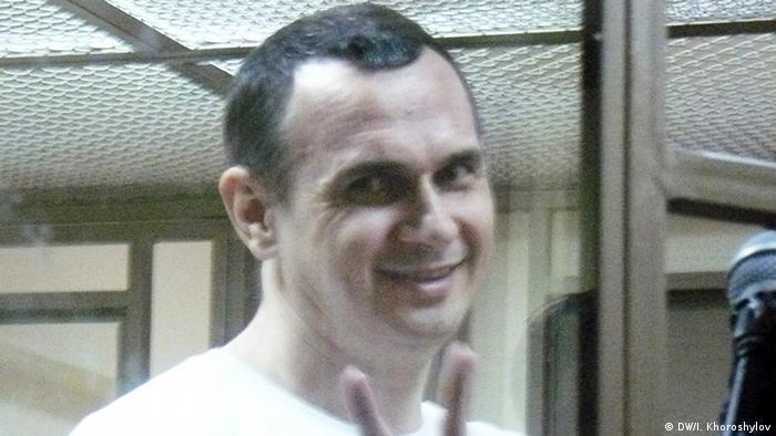 Олега Сенцова засуджено у Росії до 20 років тюрми