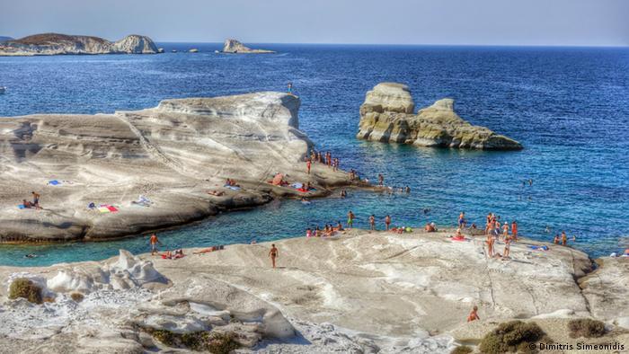 Milos Griechenland griechische Inseln