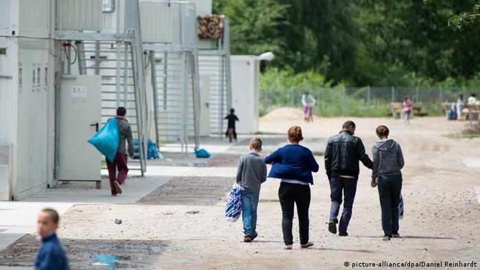 Balkanske izbjeglice u Njemačkoj