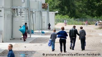 Flüchtlinge Kosovo Balkan Deutschland Hamburg