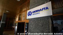 Ukraine Kiew Ukrnafta-Gebäude