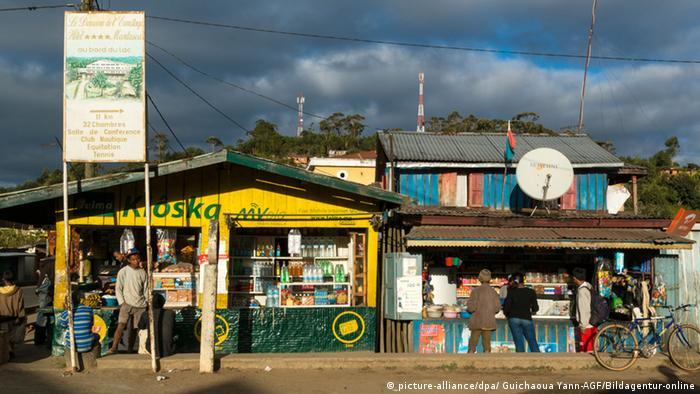 Madagascar Ambatolaona (picture-alliance/dpa/ Guichaoua Yann-AGF/Bildagentur-online)