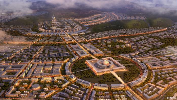 Maidar City, Mongólia