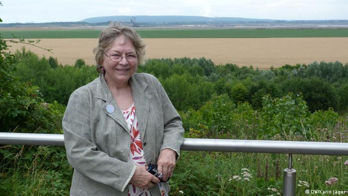 Dorothea Schubert BUND (Foto: Karin Jäger).