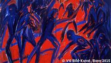 Ausstellung Die 80er im Frankfurter Staedel Middendorf AUSSCHNITT