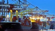Nationale Maritime Konferenz - Containerschiffe
