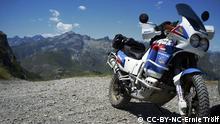 Bildergalerie Die schönsten Motorradreisegebiete in Europa Ligurische Grenzkammstrasse