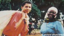 Kenia Barack Obama Großmutter Sarah Obama 1987