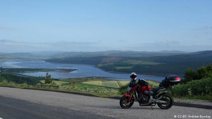 Bildergalerie Die schönsten Motorradreisegebiete in Europa Schottland
