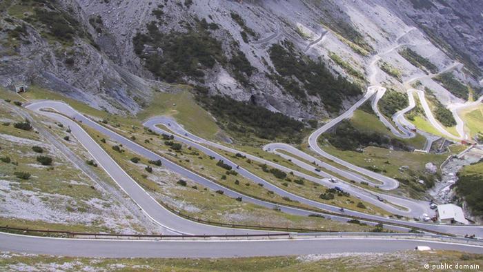 Bildergalerie Die schönsten Motorradreisegebiete in Europa Italien Südtirol