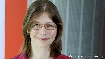Marije Michel. (Photo: Lancaster University)