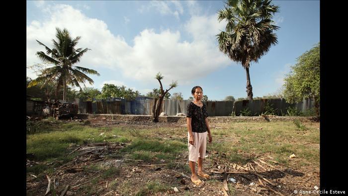 Kina aus Kupang, Ausstellung The Act of Living (Foto: Anne-Cecile Esteve/www.acesteve.com)