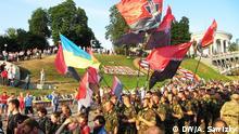 Ukraine Nationalistische Bewegung
