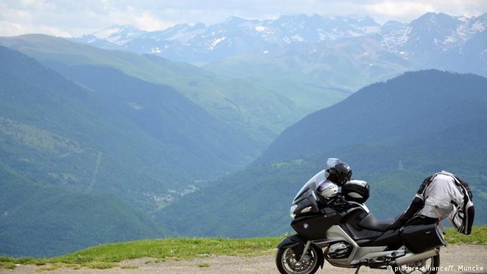 Bildergalerie Die schönsten Motorradreisegebiete in Europa Pyrenäen