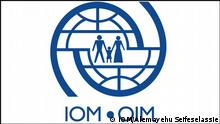 Logo Internationale Organisation für Migration IOM