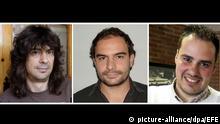 Syrien Spanische Journalisten werden vermisst