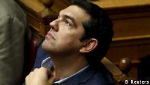 Griechenland / Alexis Tsipras im Parlament