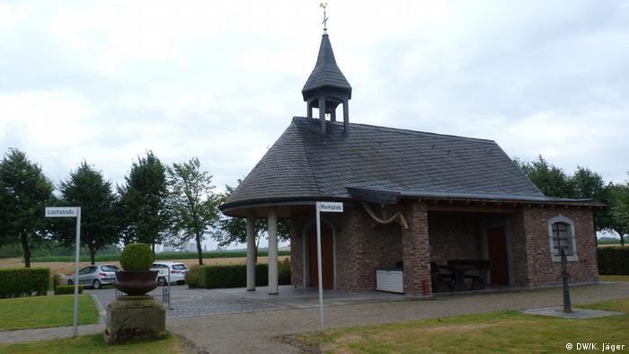 Gedächniskapelle St. Silvester in Eschweiler-Neu-Lohn