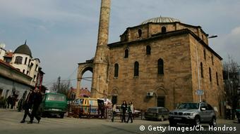 Tζαμί στην Πρίστινα