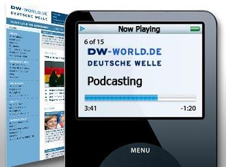 Aprende alemán con DW-WORLD: ¡siempre y en cualquier parte!