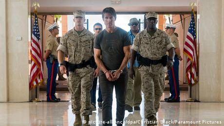 Filmstill Mission Impossible The Rogue Nation EINSCHRÄNKUNG (picture-alliance/dpa/Christian Black/Paramount Pictures)