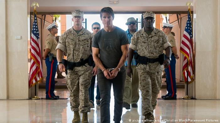 A still from 'Mission Impossible: The Rogue Nation' (picture-alliance/dpa/Christian Black/Paramount Pictures)  - 18603444 303 - Coronavirus updates: WHO praises Italy for its 'genuine sacrifices'  - 18603444 303 - Coronavirus updates: WHO praises Italy for its 'genuine sacrifices'