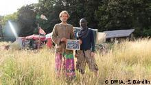 Braunkohle Aktivist Hambacher Forst