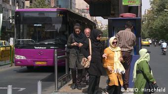 Tehran, Iran, Copyright: DW/D. Hirschfeld