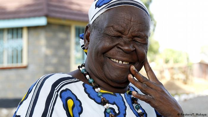 Kenia USA Fotoreportage von Kogelo Dorf von Obamas Vorfahren