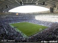 Estádio Allianz Arena, em Munique
