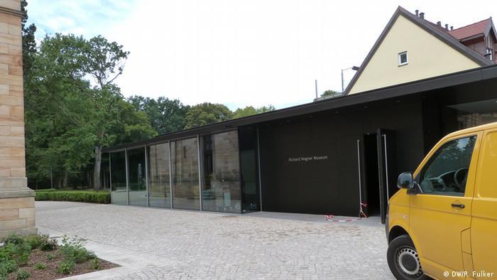 Richard Wagner Museum und Archiv im Haus Wahnfried in Bayreuth
