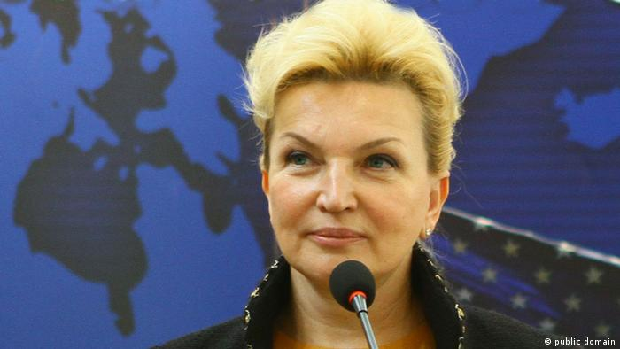 Колишня міністерка охорони здоров'я Раїса Богатирьова