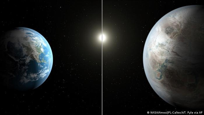 Nasa Forschung Kepler-452b