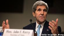 Washington Senat Anhörung John Kerry Iran