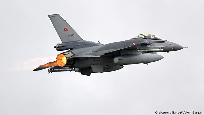Turquía: avión derribado sería un drone