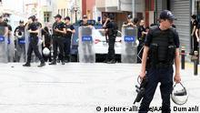 Türkei Istanbul Razzia IS Terrorismus Terror