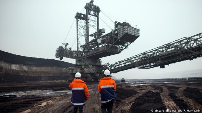 Coal mine in Garzweiler