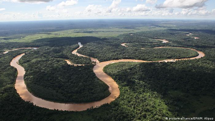 Parque Nacional Isiboro.