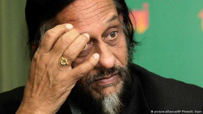 Rajendra Pachauri (picture-alliance/AP Photo/G. Osan)