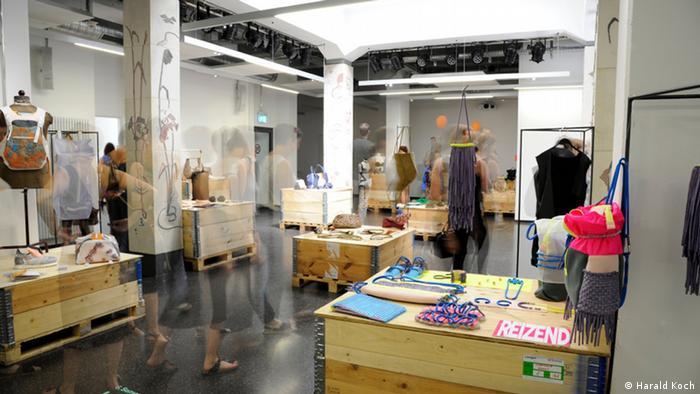 Выставка студенческих работ факультета прикладного дизайна Высшей школы Пфорцхайма
