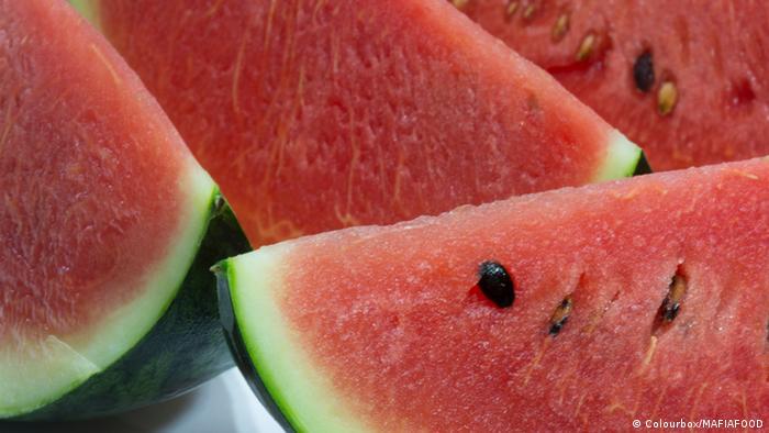 Symbolbild Wassermelone Kerne Melone