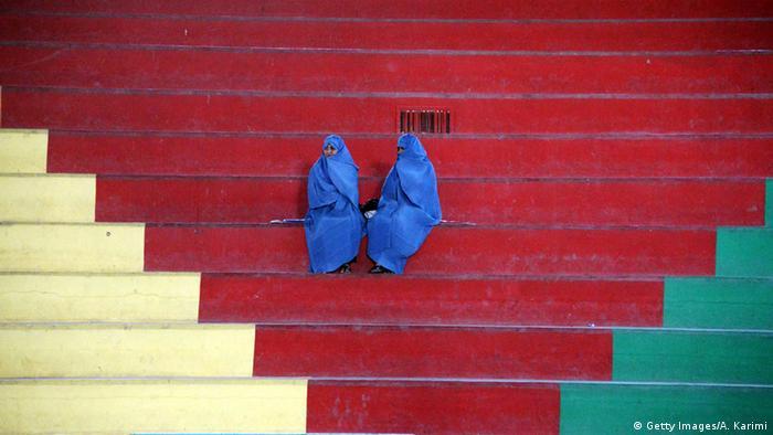 Bildergalerie Afghanistan Kampfsport Frauen