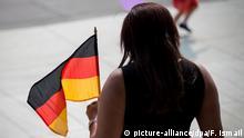 Deutschland Dresden Intergrationsfest Symbolbild Einwanderung Migration