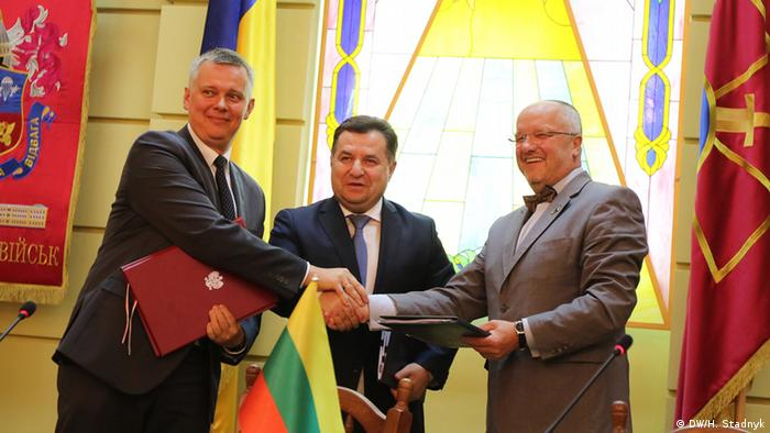 Створена у 2015 році литовсько-польсько-українська військова бригада - підґрунтя для співпраці трьох країн