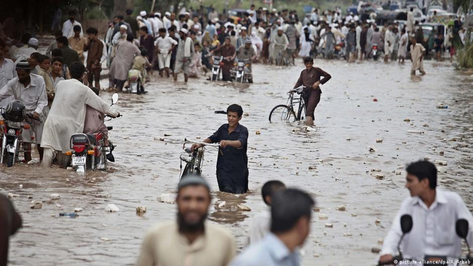 What Caused the Massive Flooding in Pakistan?