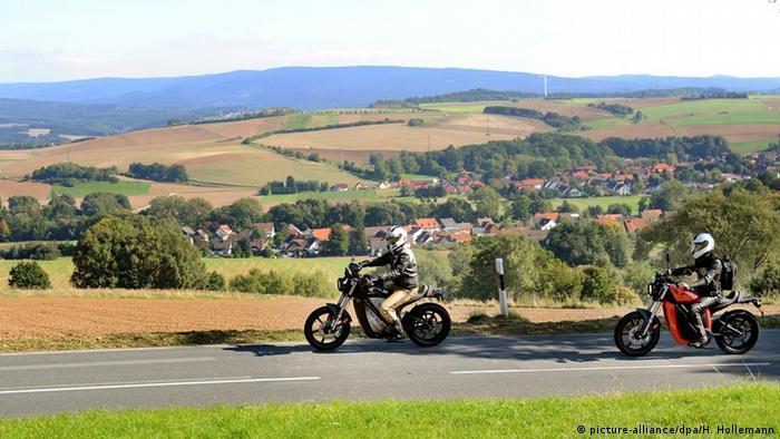 Bildergalerie Die schönsten Motorradreisegebiete in Europa Harz