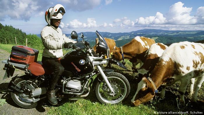 Bildergalerie Die schönsten Motorradreisegebiete in Europa Schwarzwald