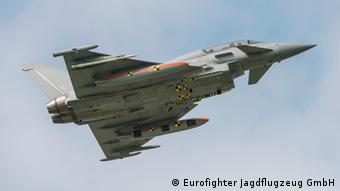 Eurofighter Typhoon with Meteor (Eurofighter Jagdflugzeug GmbH)