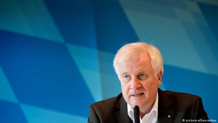 Horst Seehofer (picture-alliance/dpa)