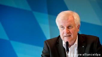 Horst Seehofer / CSU / Bayern